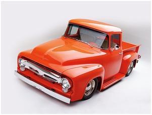 Ford Pickup Truck Fuel Tanks