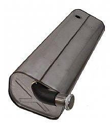 1934-35 Chevy Standard Stainless Steel Fuel Tank