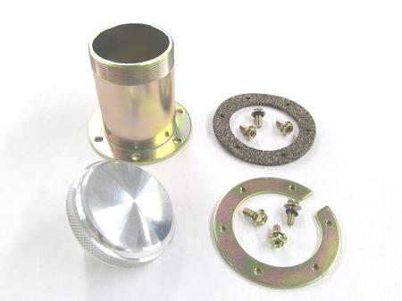 Bolt-on Neck Kit with Billet Aluminum  Fuel Cap