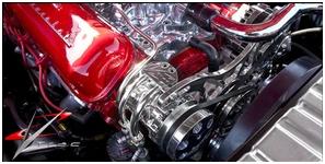 V-Trac Engine Bracket Systems