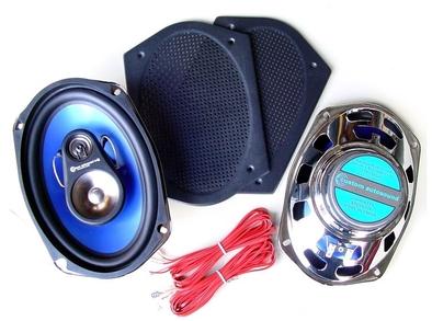 Automotive Speakers