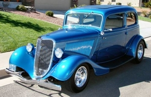 1933-34 Ford Bodies