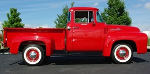 1956 Ford Pickup Cab