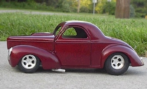 1940-41 Willys Bodies