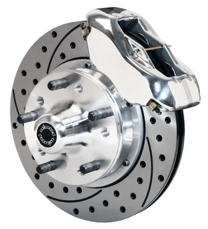 Brake Rotors, Calipers & Pads