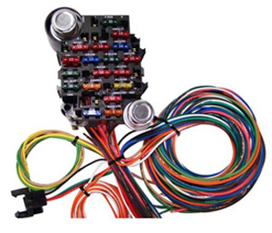 Wiring Kits, Panels and Power Accessories