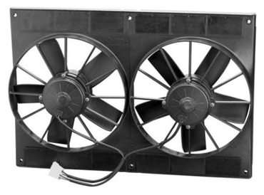Cooling System Radiators and Fans