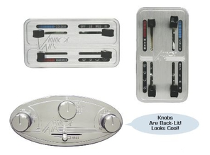 A/C Control Panels & Accessories