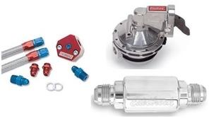 Fuel Pumps, Filters & Lines