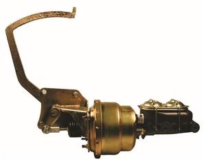 Brake & Clutch Pedal Assemblies