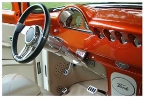 Steering Wheels Horn Buttons & Adapters