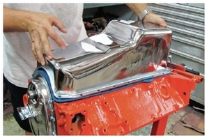 Oil Pans and Accessories
