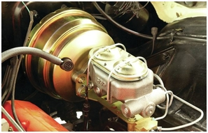 Brake Boosters & Master Cylinders