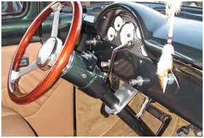 Steering Column Drops & Mounts
