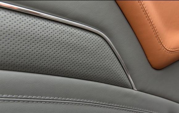 Smooth Aluminum Interior Trim