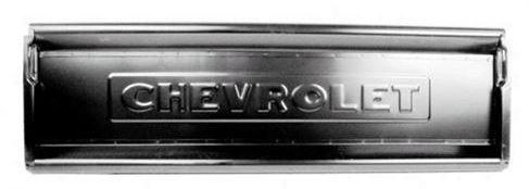 "47-53 Pickup ""Chevrolet"" Logo Tailgate"