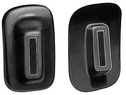1941-48 Ford Bumper Grommets, Front