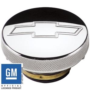 Chevy Bowtie Aluminum Radiator Cap