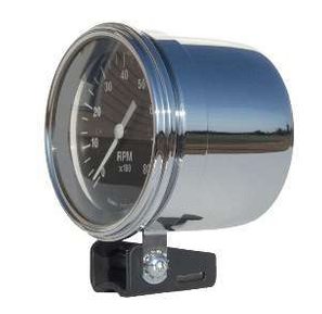 """Chrome Mounting Cup - 3-3/18"""""""